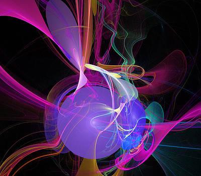 Ricky Barnard - Energetic Orb