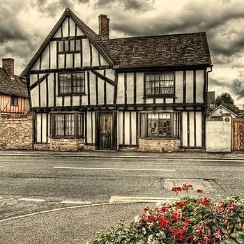 English Tudor House by Martin Bryers