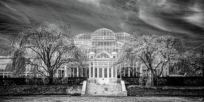 Enid A Haupt Conservatory  by Chris Lord
