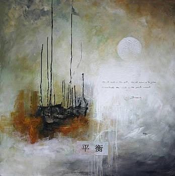 Equilibrium by Germaine Fine Art