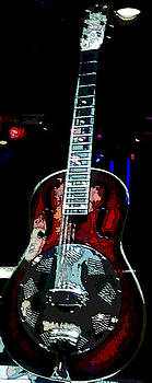 Eric Clampton's guitar by David Alvarez