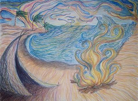 Erosion by John Fierro