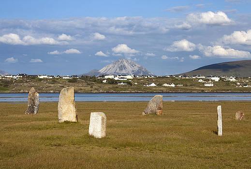 Errigal Stones by David McFarland