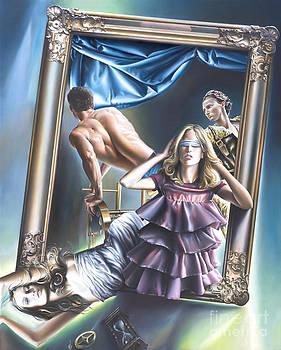 Escape by Victor Hagea