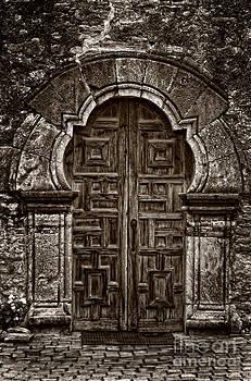 Espada Door by Colleen Drew