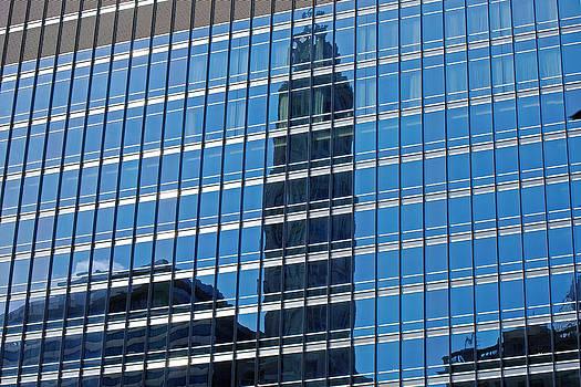 Harvey Barrison - Esplanade Reflection