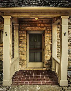 Estate Door by Tiffany Zumbrun