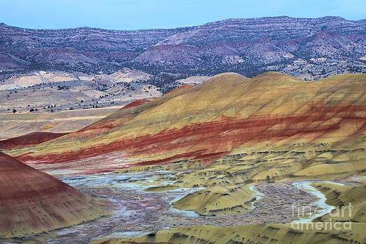 Adam Jewell - Evening In The Painted HIlls