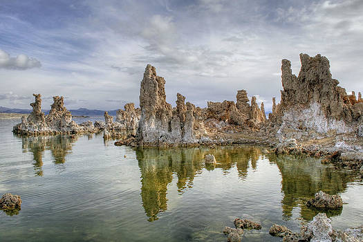 Wes and Dotty Weber - Evening Light at Mono Lake