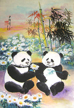 Evening Love Story by Lian Zhen