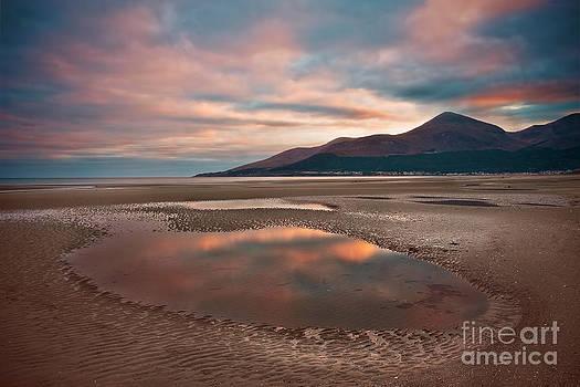 Evening Reflection by Derek Smyth