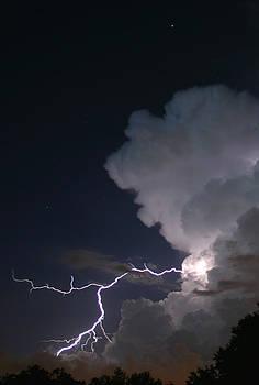 Evening Thunderstorm by Matt Merritt