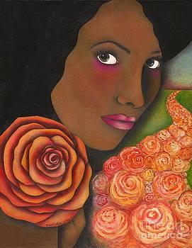 Everything's Coming Up Roses by Mucha Kachidza