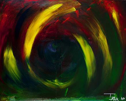 Evil Eye by Terrance Prysiazniuk