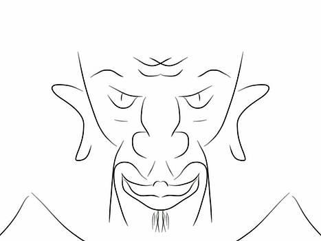 Evil Farao by Yosko Eazymindz