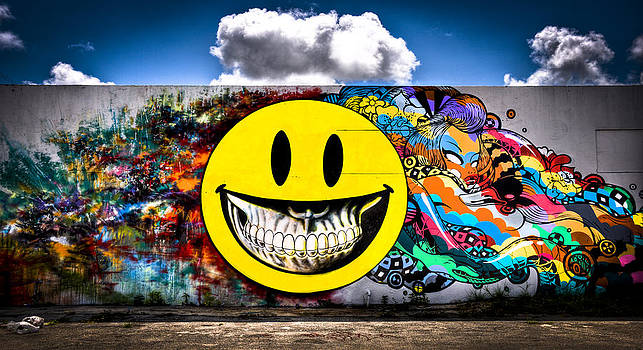Evil Smile  by Chad Weisser