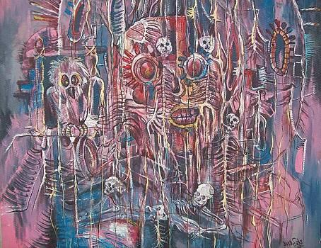 Evil World by Yenaye  Rene Mkerka