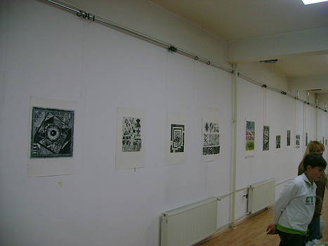 Exhibition by Branko Jovanovic