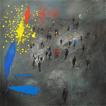 Neil McBride - Exhibitionist Paintings