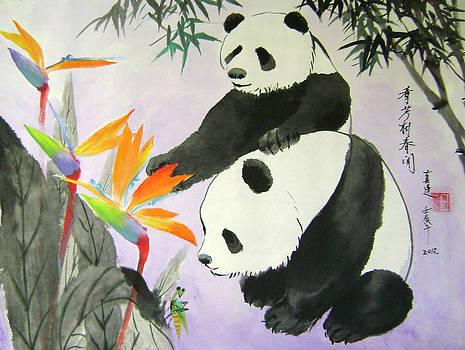 Exotic Sensations by Lian Zhen
