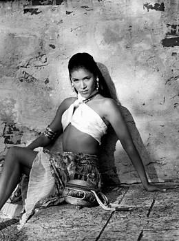 Stuart Brown - Exotic Woman BW