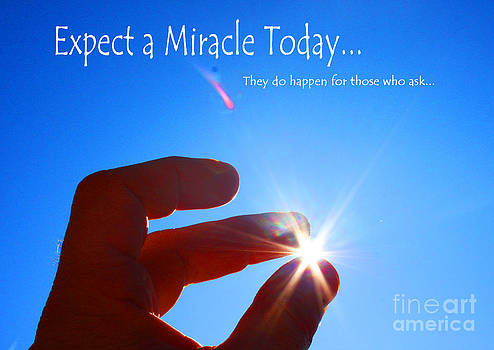 Expect a Miracle Today by Robert Berman   Life Coach