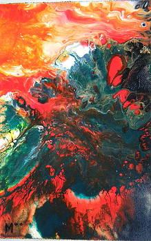 Explosion10 by Gilberte Figaroli