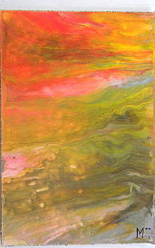 Explosion8 by Gilberte Figaroli