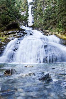 Exstew Falls by Brandon Broderick
