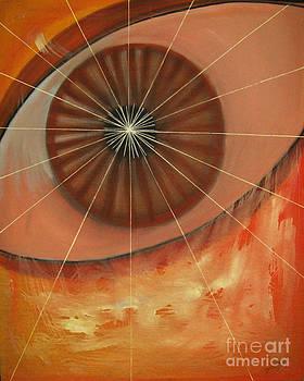 Eye nature by Dhiraj Parashar