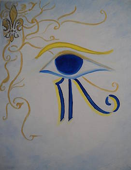 Marian Hebert - Eye of Horus NOLA Style
