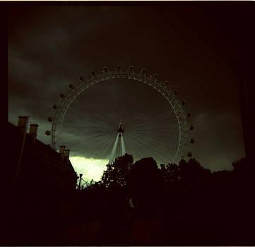 Eye Spy Dark Sky by Adam Judge