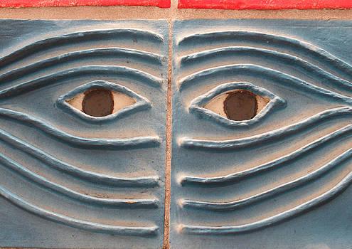 Eyes of Aviles by Warren Clark