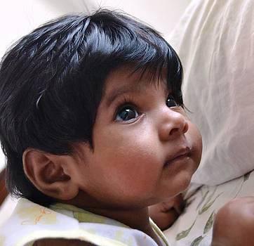 Eyes of wonder by Salomi Prakash