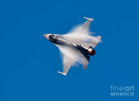 F-16 Airflow by Mark East