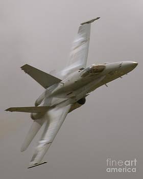 Tim Mulina - F-18 vapor