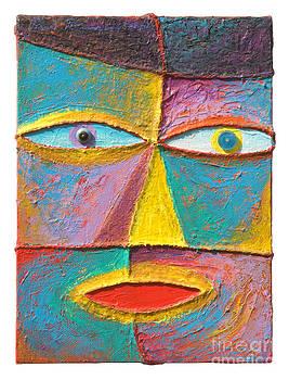 Face 12 by Opas Chotiphantawanon