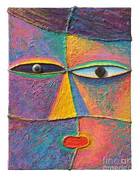 Face 6 by Opas Chotiphantawanon