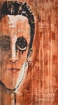 Face of a Dancer by Vincent Avila