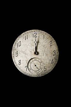 Face of Time by David Paul Murray