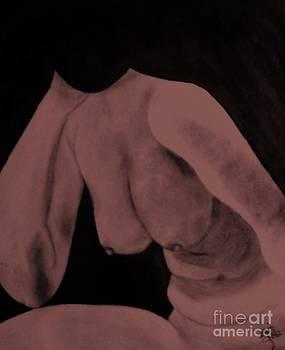Faceless by Iris  Mora