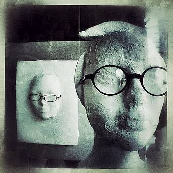 Faces In The Crowd. #face #blank by Denise Taylor