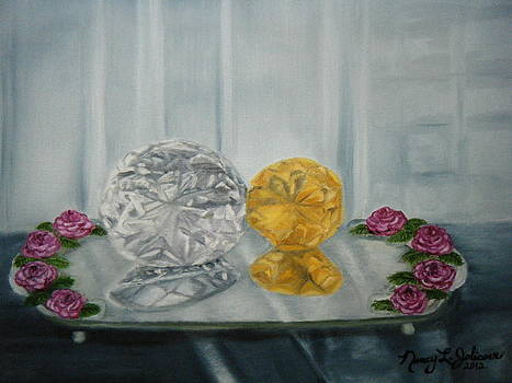 Facet-nating Reflections by Nancy L Jolicoeur
