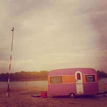 Faded Caravan by Kelsey Horne