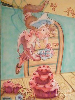 Fairie Cooking by Ciocan Tudor-cosmin