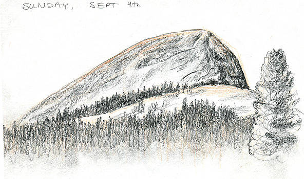 Fairview Dome by Logan Parsons