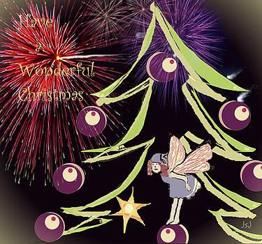 Fairy Christmas by Jan Steadman-Jackson