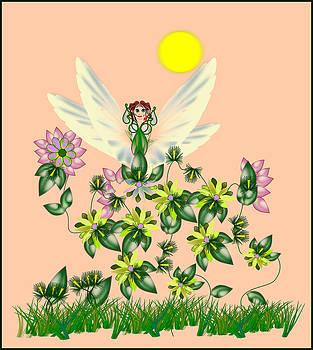 Fairy by Gary Kennedy
