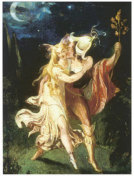 Theodore Von Holst - Fairy Lovers