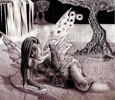 Fairy by Maritza Montnegro